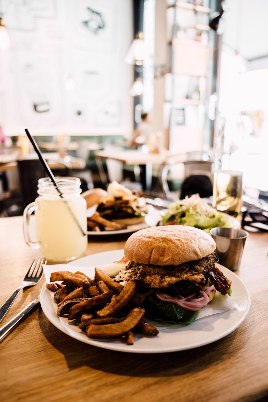 Ou manger à Innsbruck ? Ludwig, Das burger restaurant