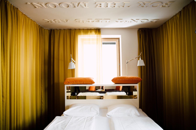 hotel design et pas cher Innsbruck