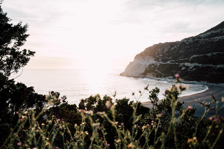 faire un road trip en Corse - Nonza