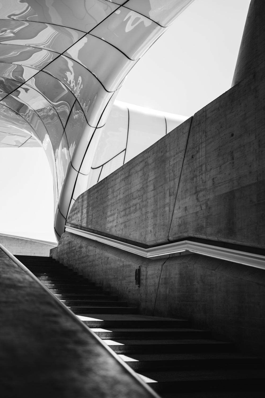 nordkettenbahnen station - Zaha Hadid, Innsbruck