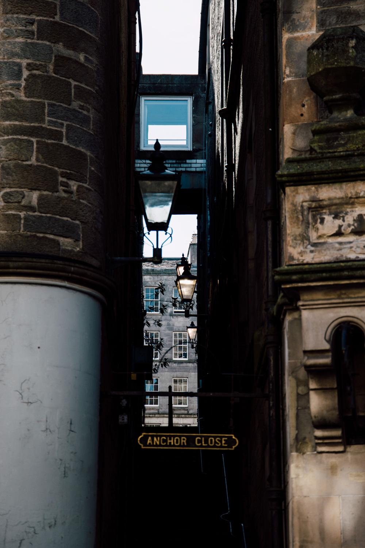 que voir a edimbourg ? Old Town