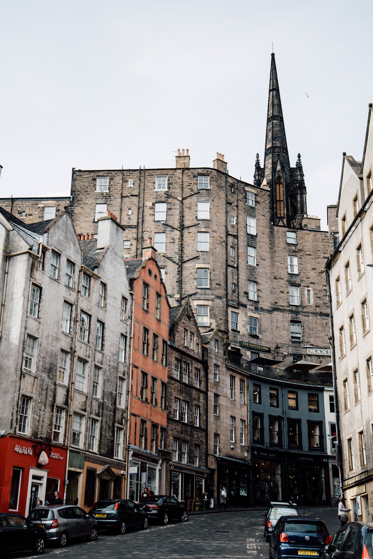 3 jours à Édimbourg - visiter la vieille ville