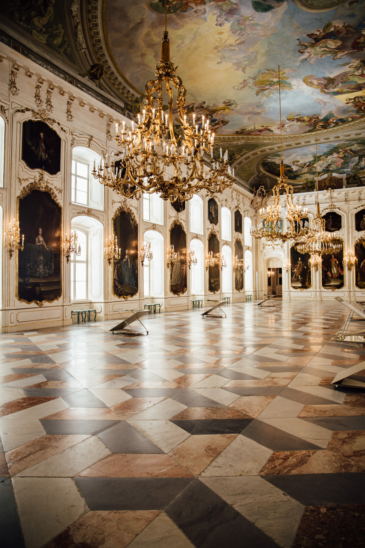 visiter Innsbruck — Hofburg, le palais impérial