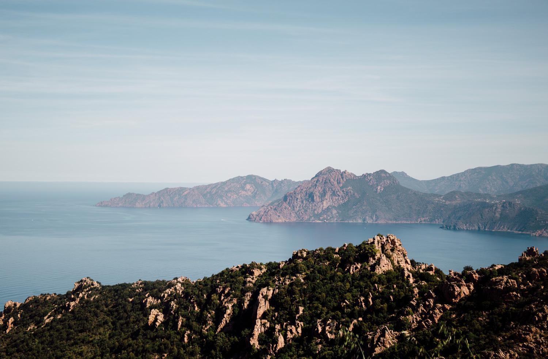 Les plus beaux paysages de Corse