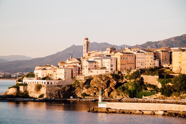Traversée Corse - Marseille Bastia avec Corsica Linea