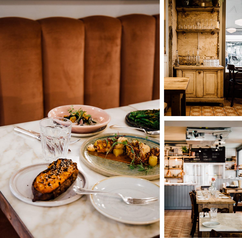 mes bonnes adresses a Londres - restaurant Chicama