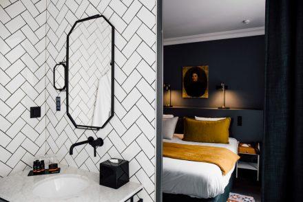 COQ Hôtel un boutique hôtel arty & bohème à Paris