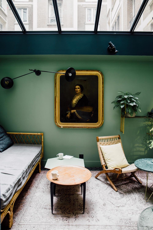 trouver un hôtel pas cher à Paris : le C.O.Q hôtel