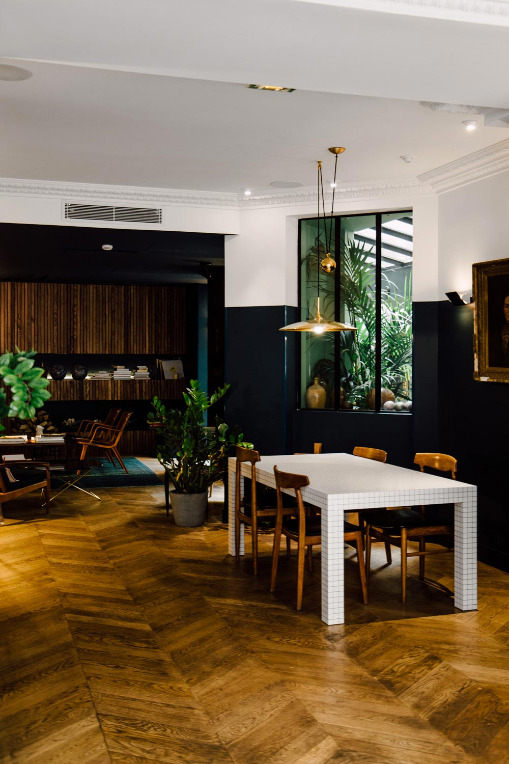 COQ hotel design Paris