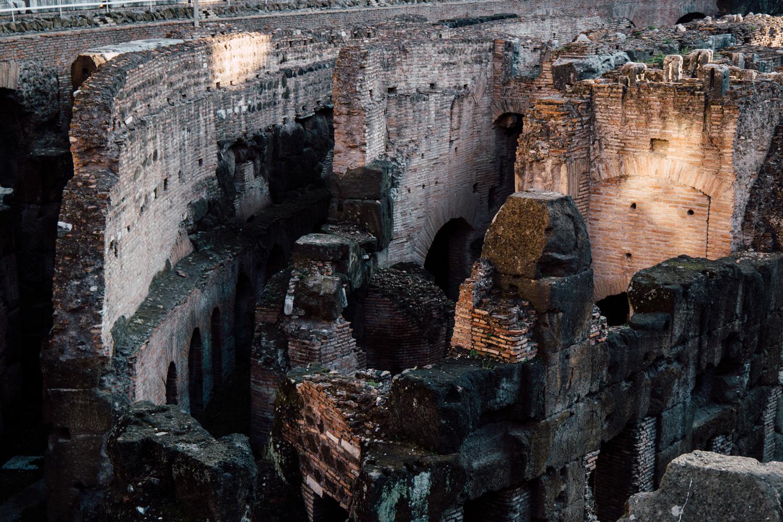détail colisée de Rome