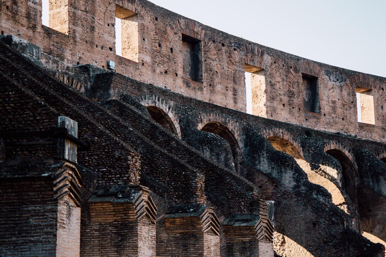 visiter Rome et son colisée