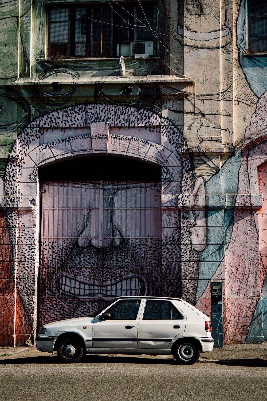 ou trouver du street art à Rome