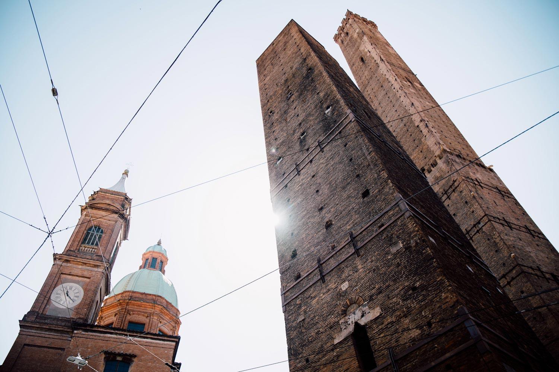 voyage en Italie - visiter Bologne