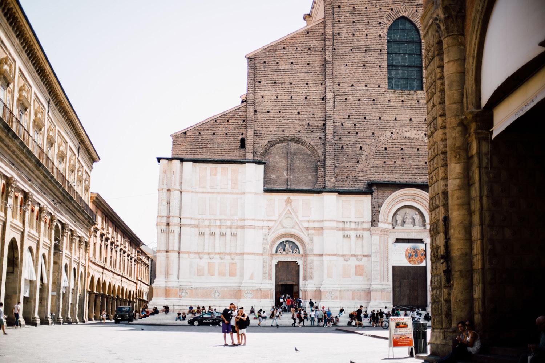 voyage en Italie : visiter Bologne