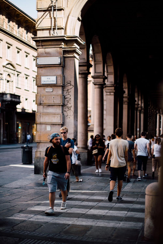 séjour Italie, Bologne