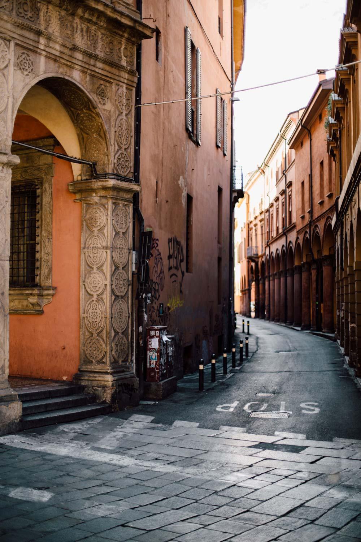 street Bologna Italy