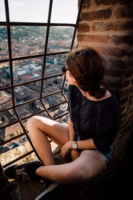 vue depuis la tour Asinelli