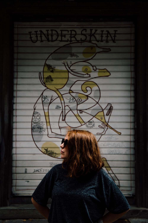 street art bologne