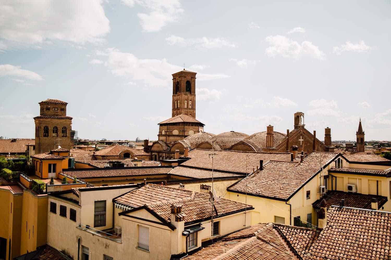 visiter Bologne, lieux d'intérêts