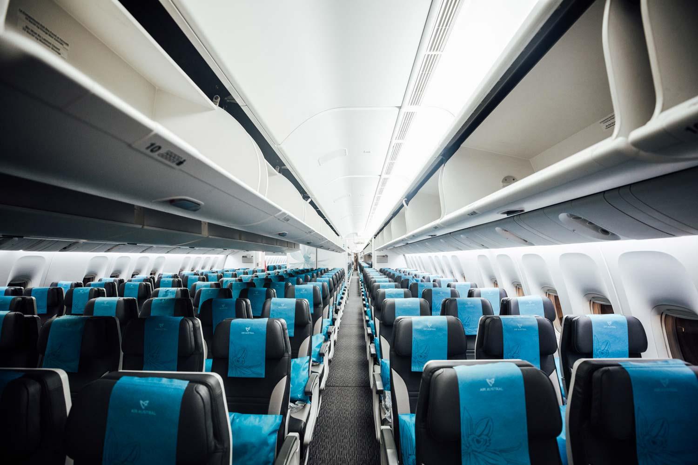 classe loisirs Air Austral