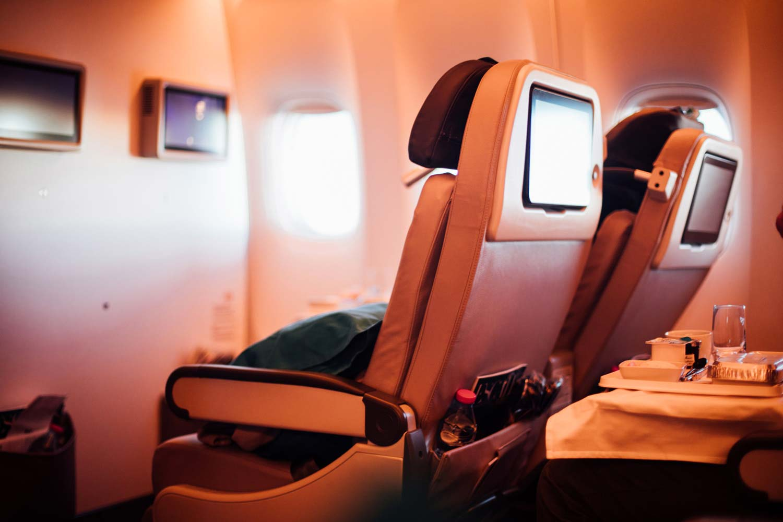 vol Marseille La Réunion avec Air Austral