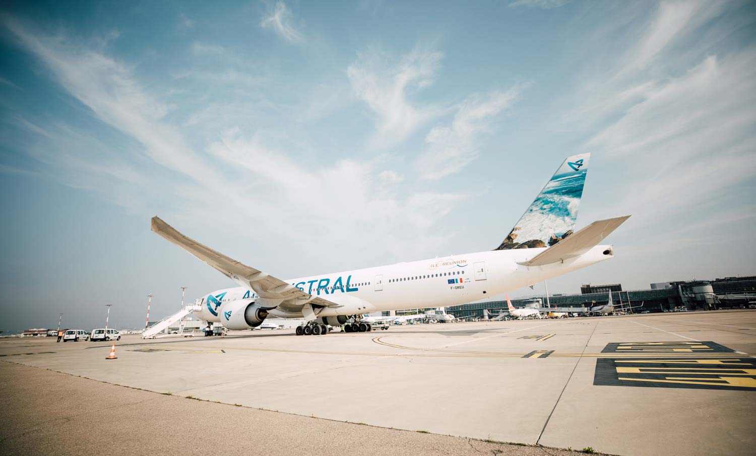 Air Austral aéroport Marseille