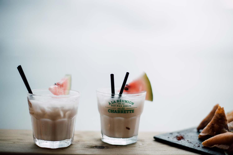 spécialités La Réunion : punch coco