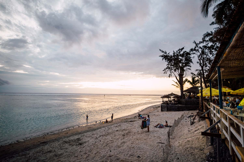 Coco beach - plage de l'ermitage