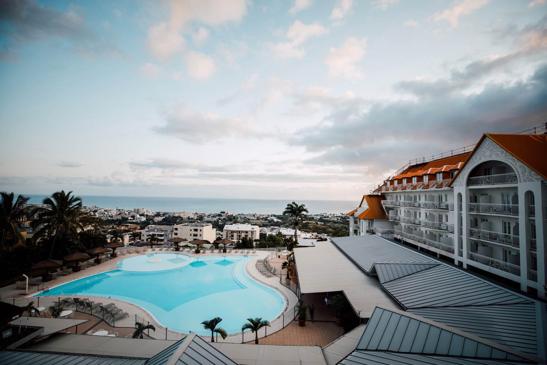 hotel avec piscine île de La Réunion