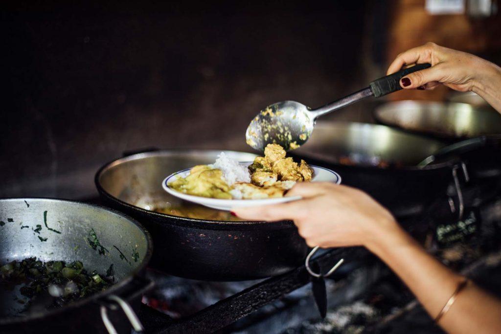 les marmites - cuisine pei La Réunion