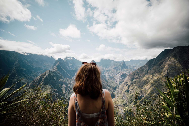 visiter La Réunion - voir le Cap Noir