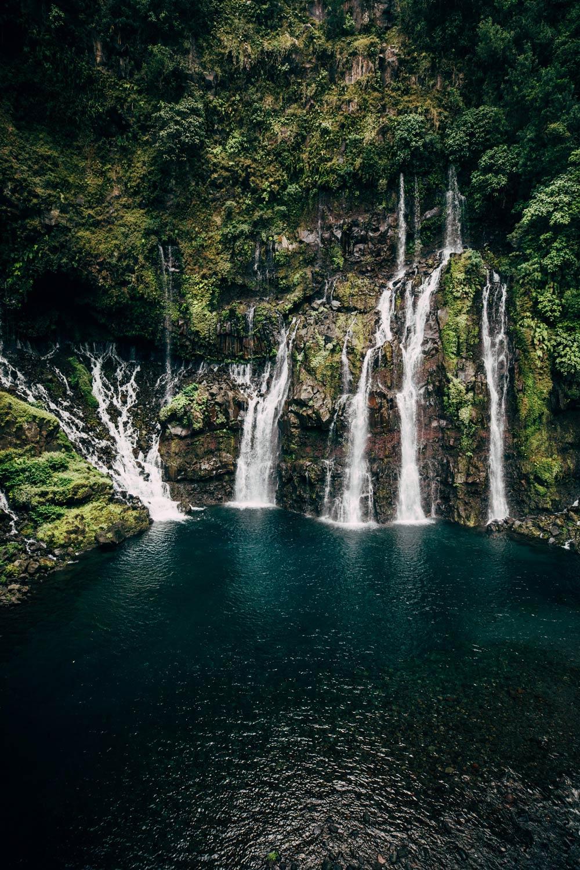 plus belle cascade de La Réunion