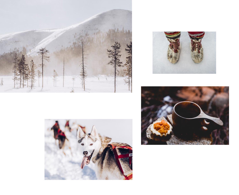 envies de voyage Laponie suédoise