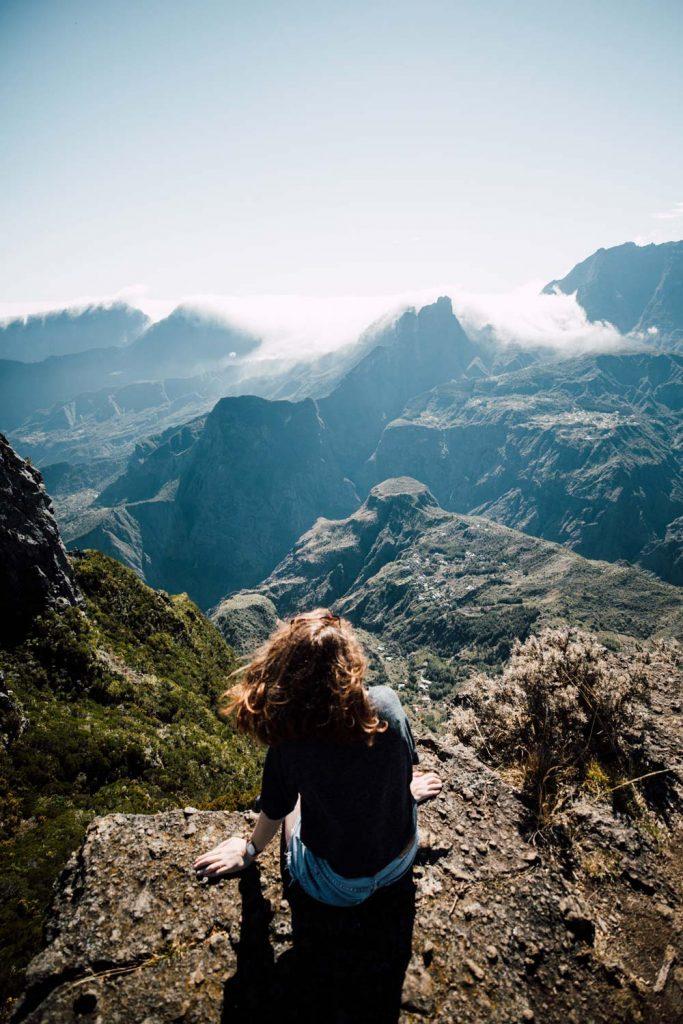 plus beau point de vue la Réunion