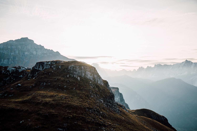 randonnée mont blanc