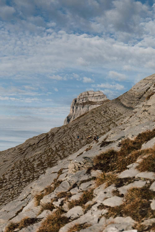 tour des fiz Passy Mont blanc