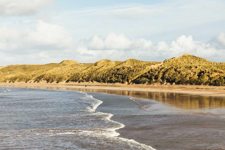 plus belle plage d'Écosse