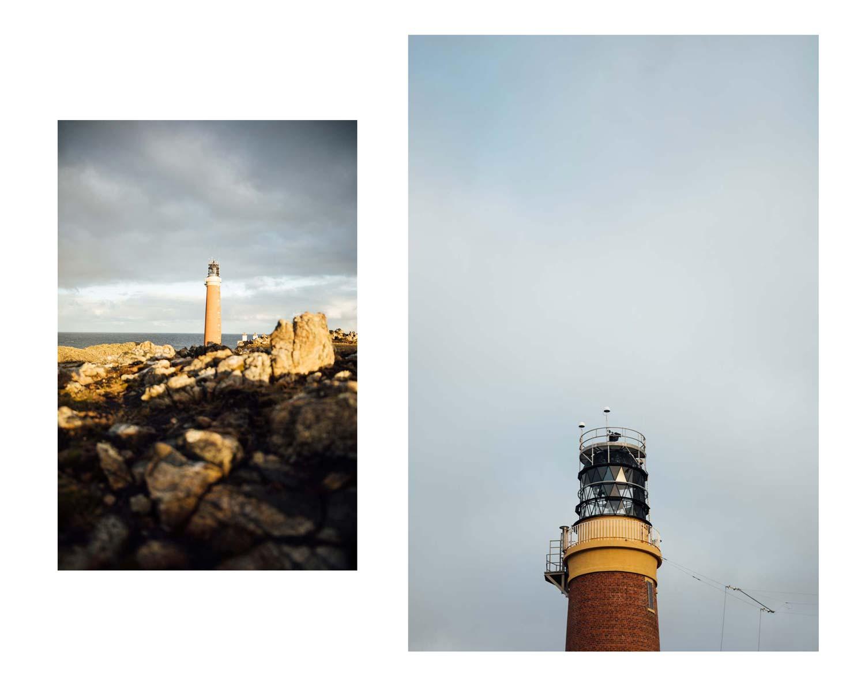 phare butt of lewis Écosse