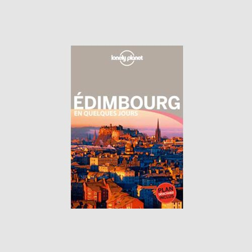 guide de voyage Edimbourg