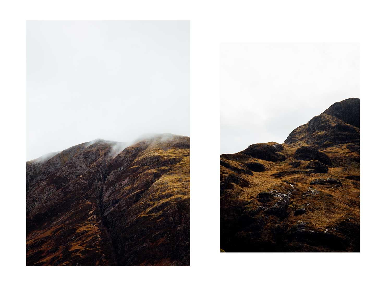 randonnée vallée de glencoe