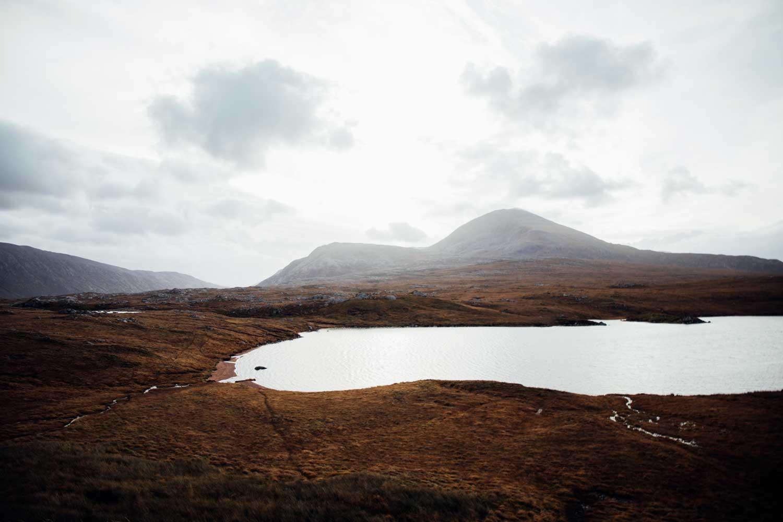 voyage en Écosse