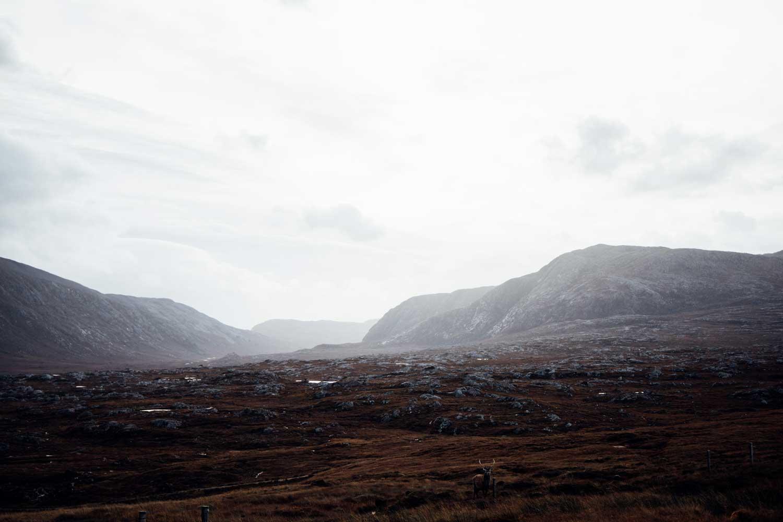 paysages les highlands