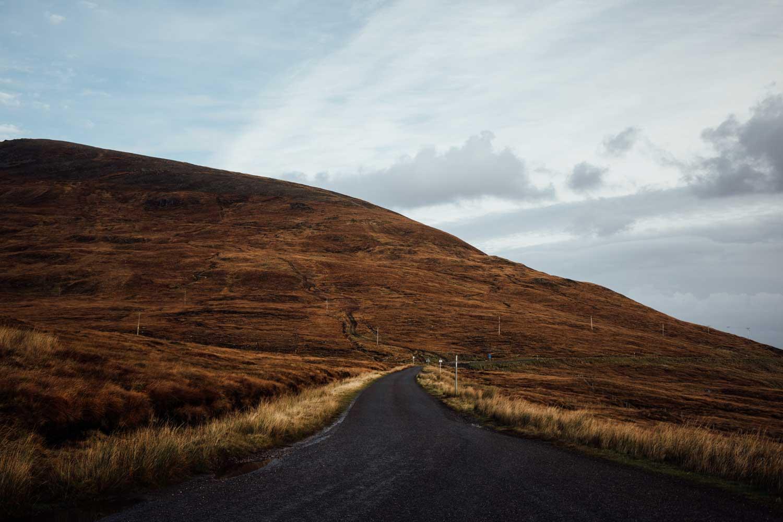 faire un road trip en ecosse
