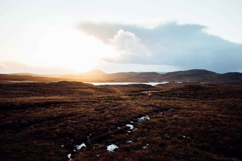 magnifique road trip dans les Highlands