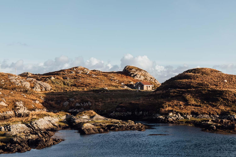 road trip dans les highlands