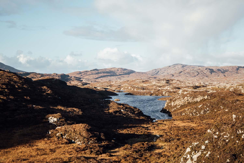 faire un road trip en Écosse