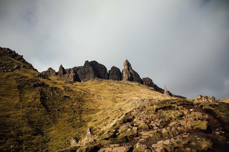 le plus beau d'écosse : les highlands