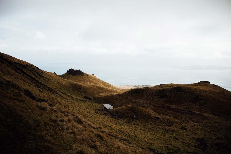ile de skye randonnée