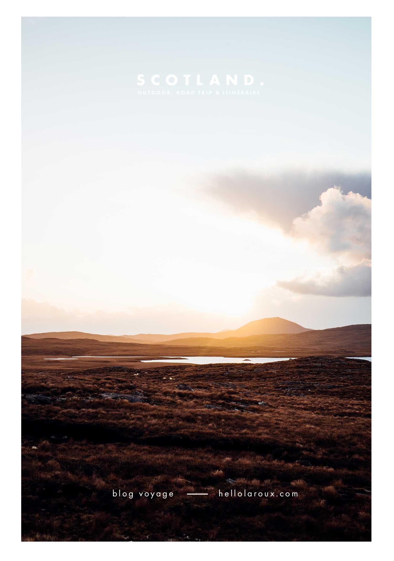Voyage en Écosse : coups de cœur dans les Highlands