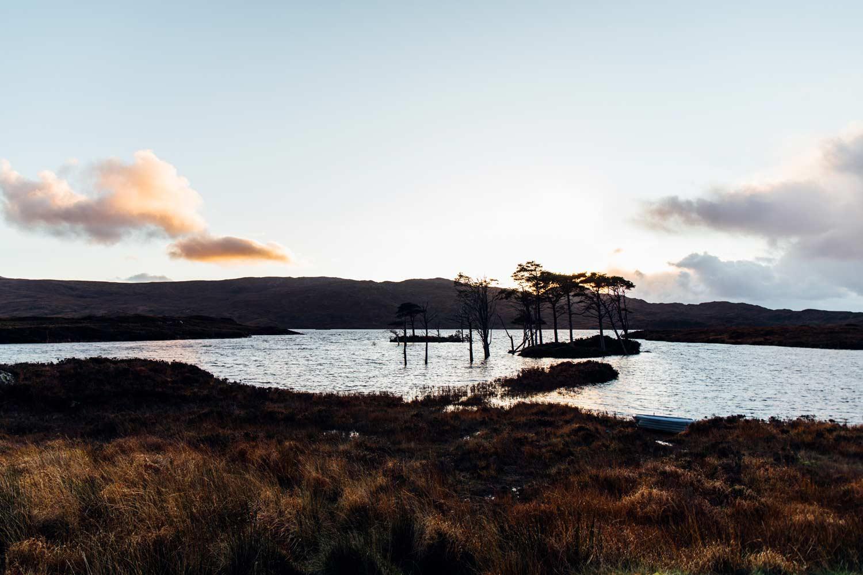 la beauté des highalnds - Loch Assynt